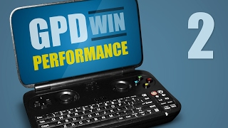 GPD WIN Gaming Performance - Part 2