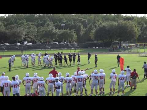 East River vs Timber Creek Freshman Football - Complete Game