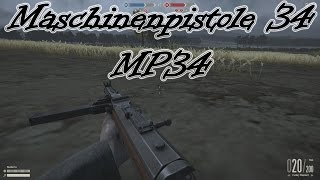 Heroes & Generals - MP34 Gameplay/Montage - Better Than The Grease Gun? #18