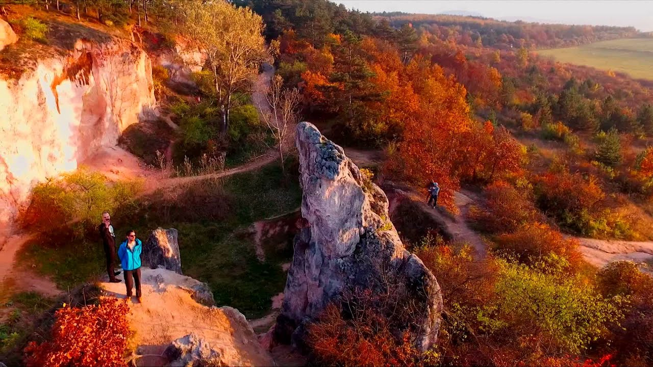 Beautiful drone video from Hungary - Coolside video - YouTube