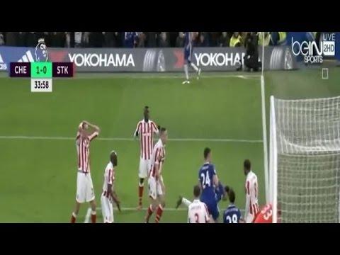 Chelsea vs Stoke City 3-2 Half-time Premier League 12 31 2016