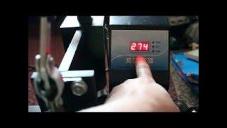 Comment configurer la commune de presse de la chaleur et en utilisant les touches Jen Blausey