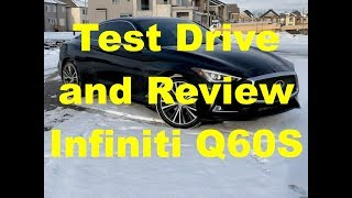 Review and Test Drive With DSN Infiniti Q60s 2.0t - You Should Consider 3.0t