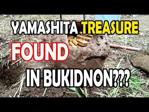 BUKIDNON YAMASHITA TREASURE FOUND