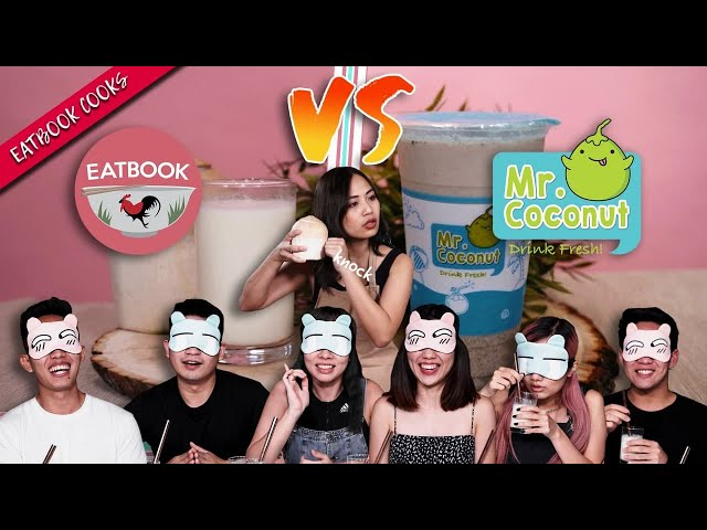 Eatbook VS Mr Coconut's Recipe | Eatbook VS | EP 16