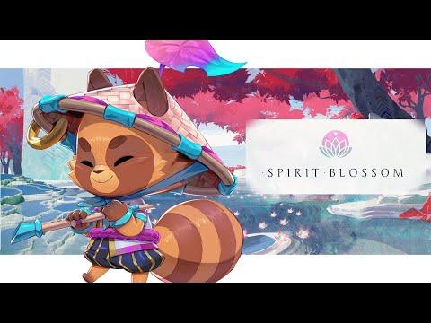 Spirit Bonds: Teemo - League of Legends: Spirit Blossom 2020
