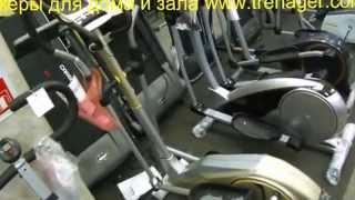 Эллиптические тренажеры в Городском Центре Тренажеров в СПб(, 2015-03-09T21:51:00.000Z)