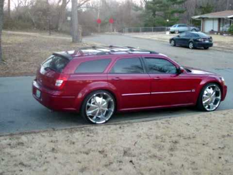 24s on magnum wit flowmaster exhaust