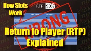 Return to Player (RTP) Explained - How Slots Work - Online Slots - The Reel Story