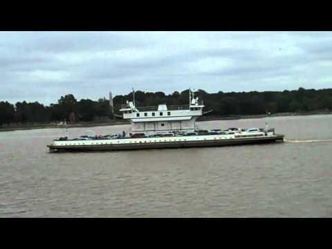 Jamestown-Scotland Ferry in Virginia