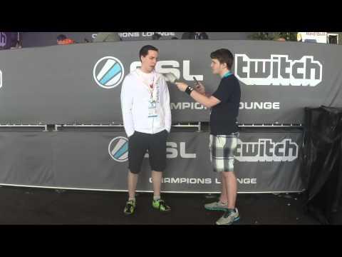 Interview with Evan Lesh @ Gamescom 2014