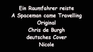 A Spaceman came Travelling - German Version