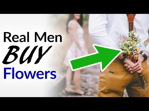 3 Reasons Why Real Men Buy Flowers | Research Backed Reasons To Give Flowers