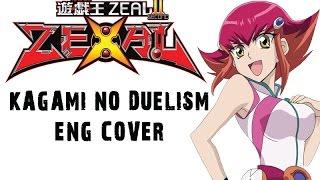 yugioh zexal ii op 2 kagami no dualism english cover