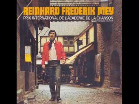 Reinhard Frédérik Mey  Christine