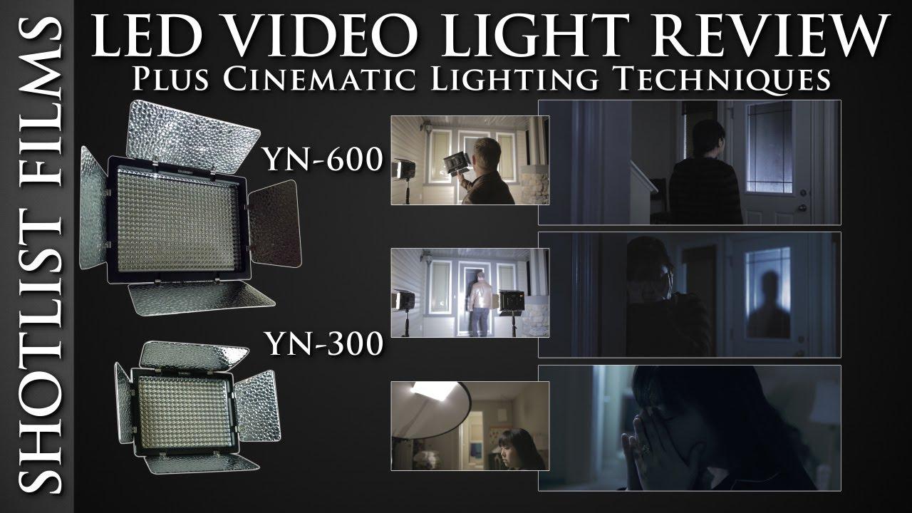 Đèn LED Mcoplus, Yongnuo chính hãng giá tốt các loại