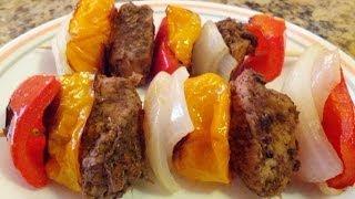 """""""jerk Chicken And Jamaican Scotch Bonnet Kabobs"""" Review"""