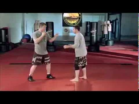 MMA Matt Hughes Instructional Part 1