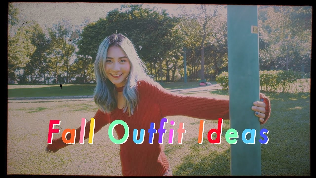 [VIDEO] - Fall outfit ideas? 1