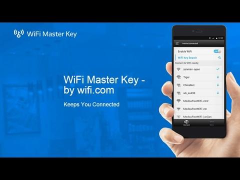 WiFi Master Key Review (free Wifi)