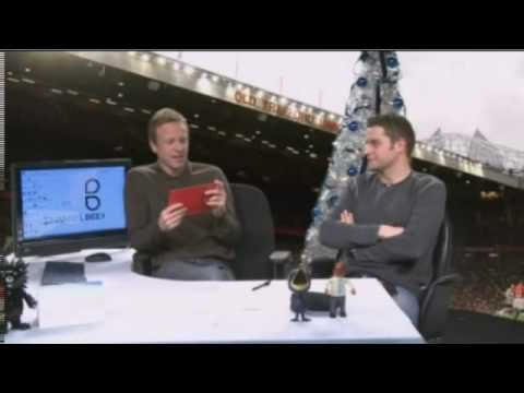 Channel Bee XMas special - Jon Dyson - Manchester United