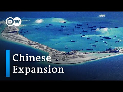 Philippines dispute Chinese maritime expansion at South China Sea | DW News