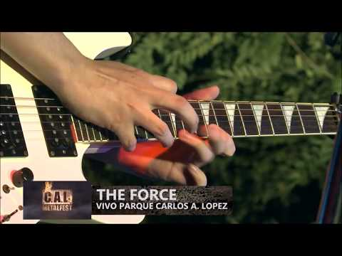 The Force - Sons of the warrior - CAL Metalfest - 2 oct 2016