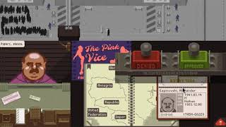 Papers, Please - Ending 19 of 20
