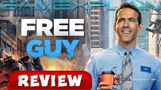 Free Guy - Movie REVIEW (Spoiler Free!) (Video Game Video Review)