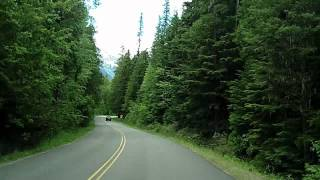 Going to the Sun Road: Glacier Park