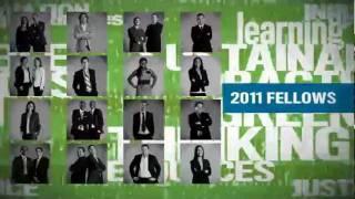The 2011 Echoing Green Fellows