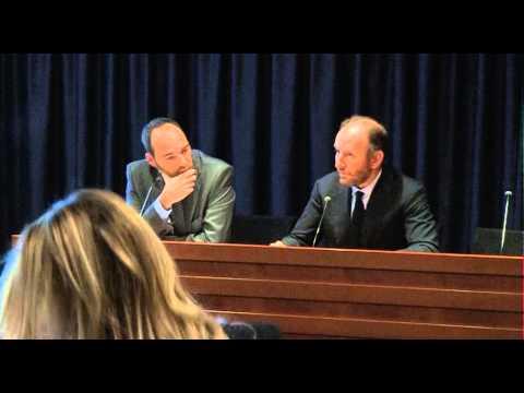 Hello bank! arriva in Italia - conferenza stampa, intervento di Fabio Gallia