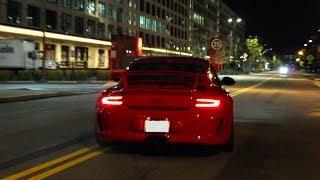 LOUD Accelerations - Porsche 911 997.2 GT3, BMW F10 M5, Merced…