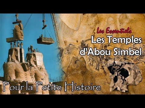 Les temples d'Abou