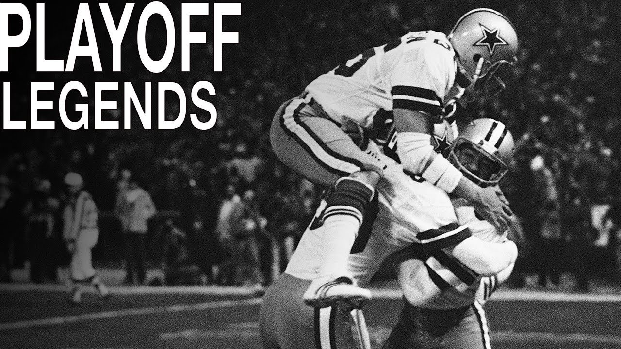 brand new 917dc 1c23c The Story of the Original Hail Mary! | Legends of the Playoffs