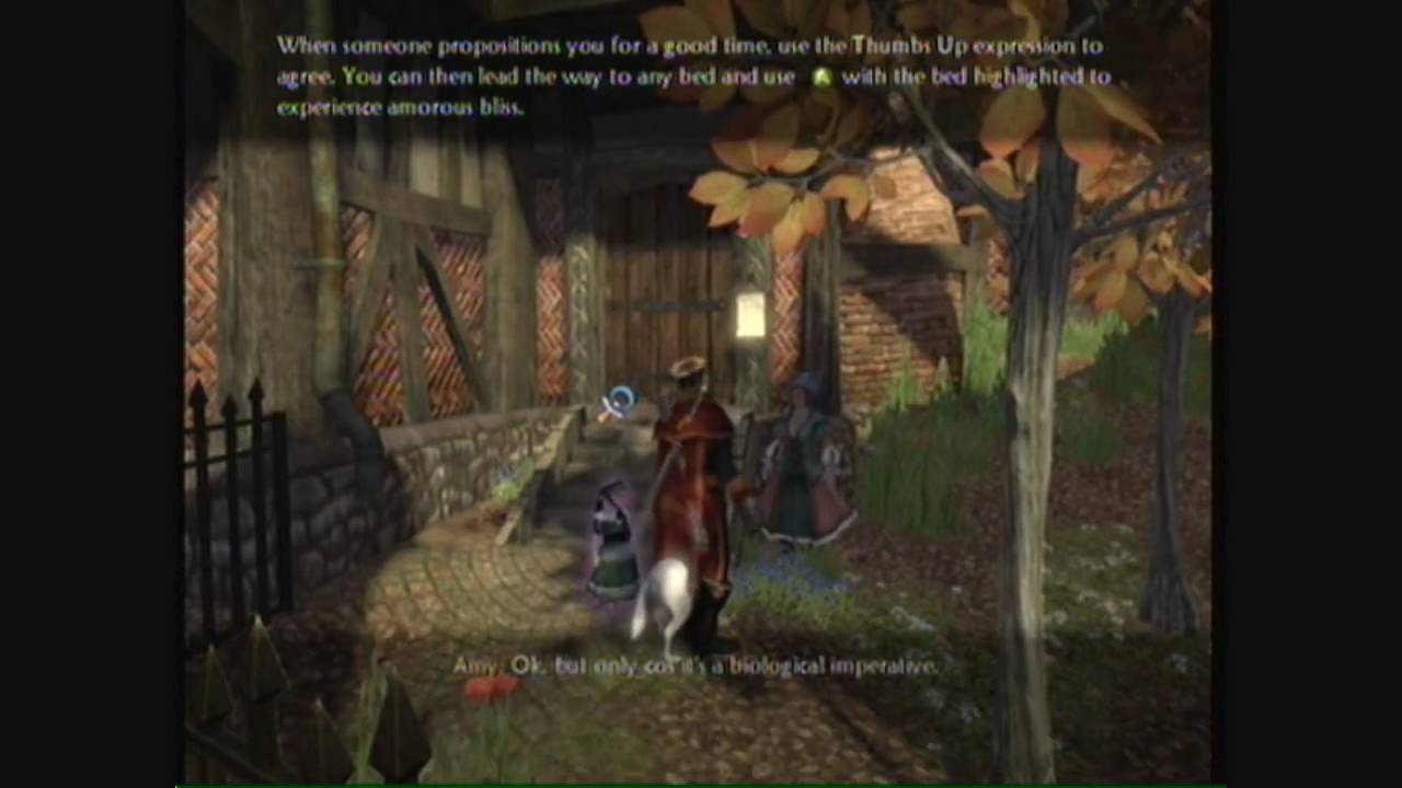 Fable 2 achievement the swinger