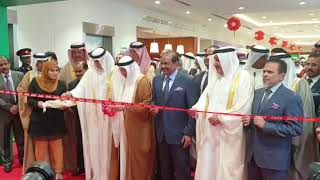 Inauguration of the 171st Lulu outlet