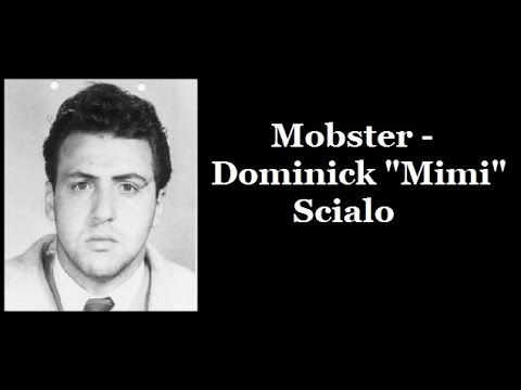 Mobster - Dominick Scialo