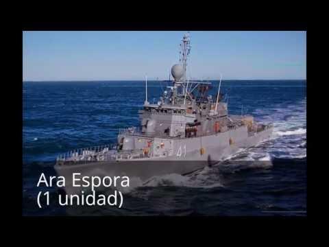 Armada Argentina 2016