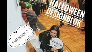Jitka Boho - VLOG z Halloweenu a Designbloku :D