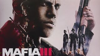 MAFIA 3 Unboxing for PS4 PRO