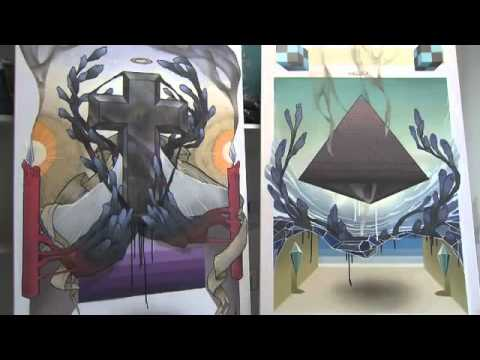 Christopher Ganter Röportajı - duvardasanatvar