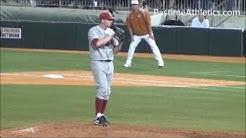 Jonathan Gray Pitching Mechanics Slow Motion Colorado Rockies MLB Draft Pick #3 RHP Oklahoma