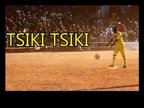 Linda Shiba - TSIKI TSIKI | CAMERA NEVER LIES | vs JT Black Stars - Maimane Phiri Games 2016