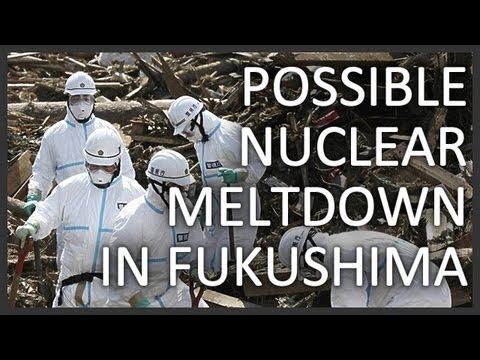 Possible nuclear reactor meltdown in Fukushima Japan