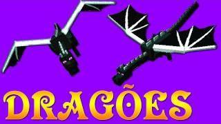 MINECRAFT: Detonando o Ender Dragon - 1.9 Prerelease 6