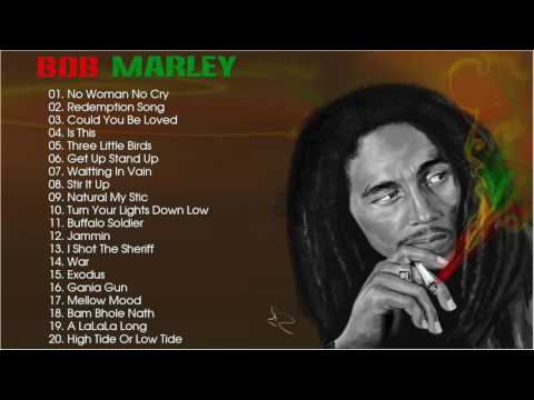 Bob Marley Grandes Exitos