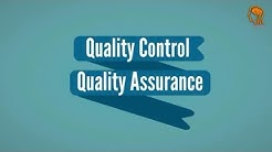 Difference between quality assurance and quality control - Quality Assurance vs Quality Control