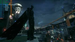 Batman  Arkham Knight Test 4K Nvidia GTX 1060 3G