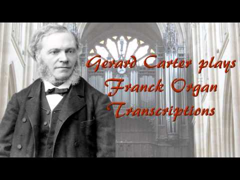 Cesar Franck: Organ works (selection) (arr. piano 2 hands)